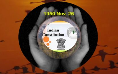 India's Constitution is sacrosanct