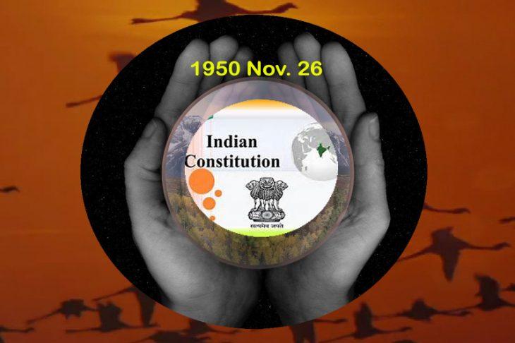India's Constitution is sacrosanct